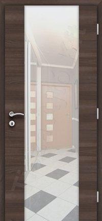 üveg belső ajtók borneo